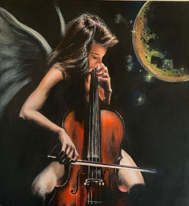 Anjelská hudba