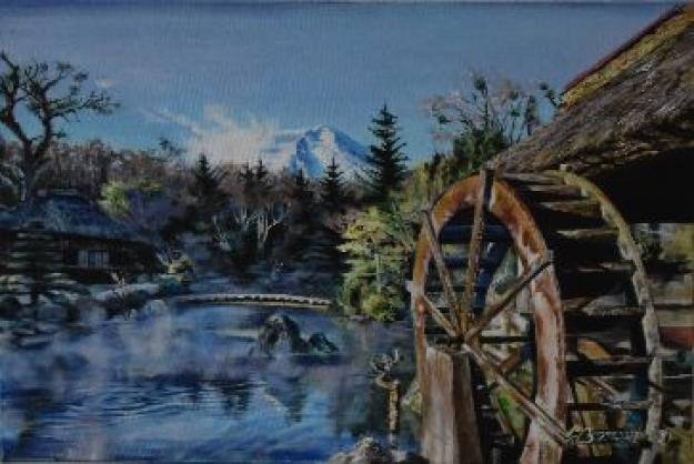 Vodný mlyn